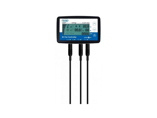 CAN-FAN LCD EC Fan Controller EU
