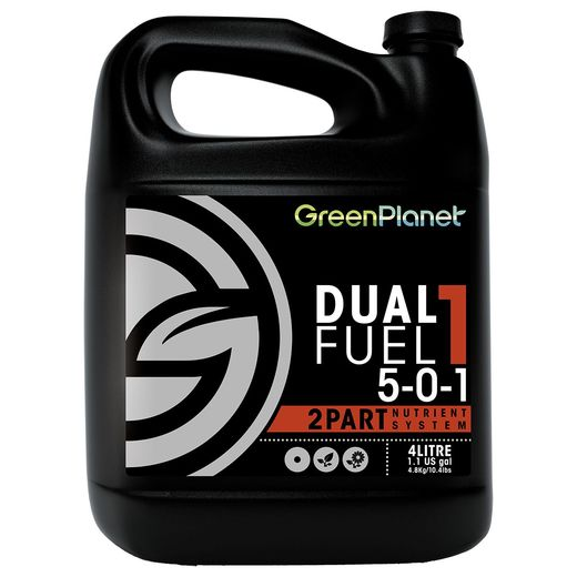 Green Planet Dual Fuel 1