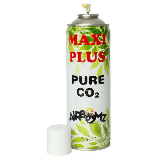 Airbomz CO2 suihkepullo MAXI PLUS 35pv