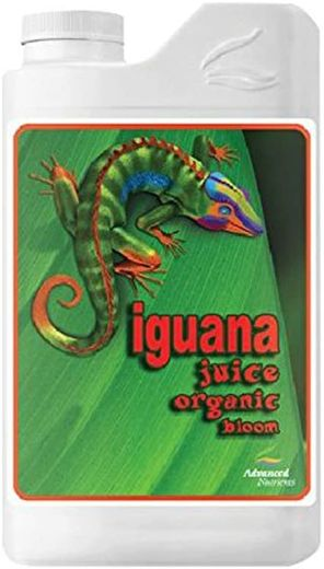 AN Iguana Juice Organic Bloom 1L